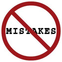 Stop Mistakes